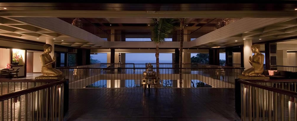 Mauna Kea Lobby