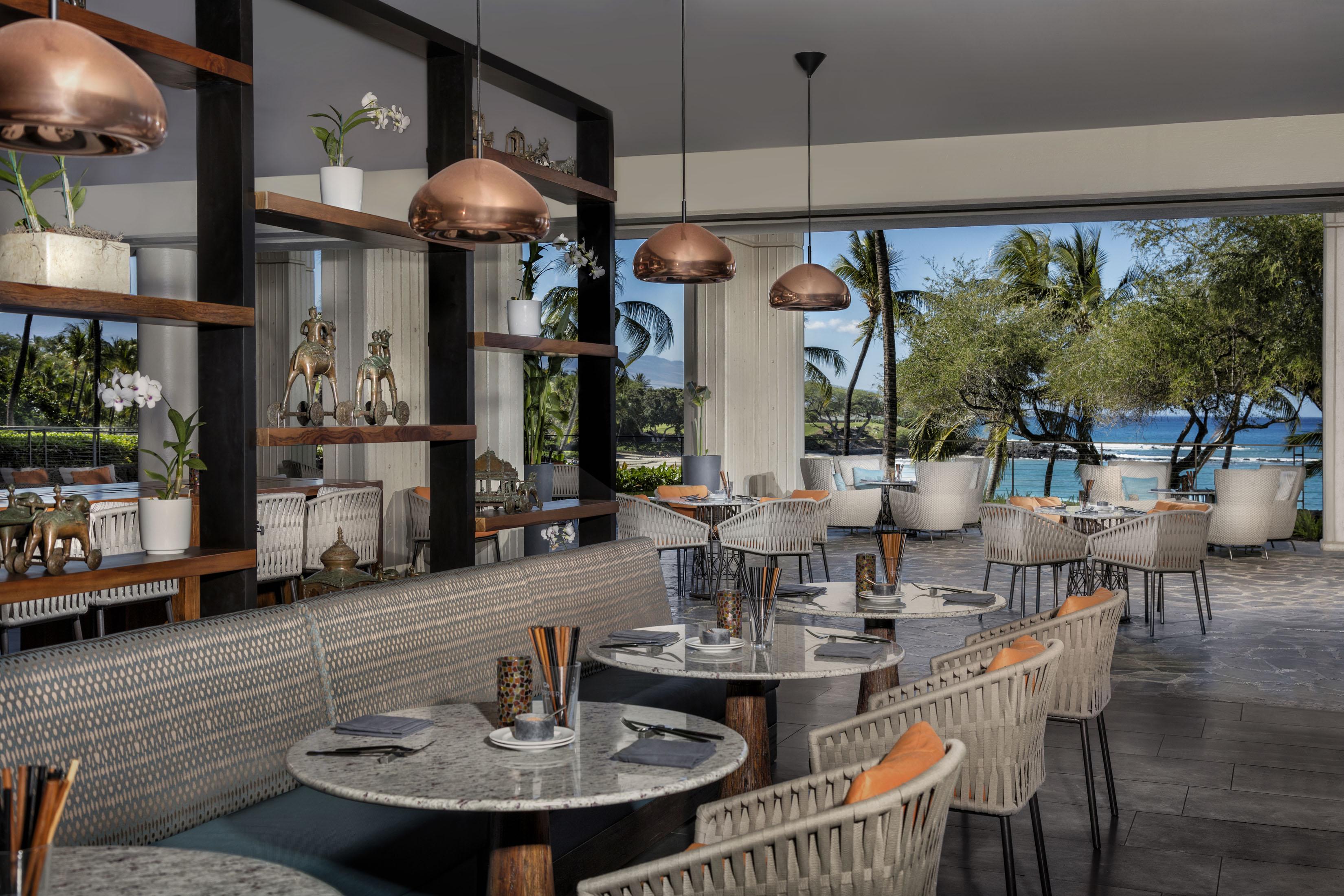 Mauna Kea Restaurant