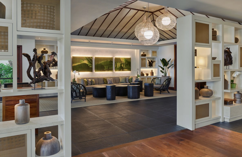 The Ritz Carlton Lobby & Lounge